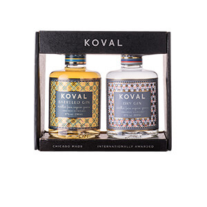 KOVAL GIN GIFT PACK